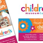 Children's Museum Tucson - Logo, Brochure & Business Card