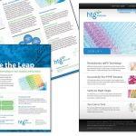 HTG Molecular - Website, Brochure & Print