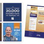 Hughes Federal Credit Union - Testimonials Campaign