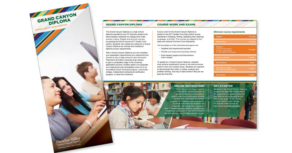Paradise Valley School District - Brochure