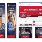 UA Online - Web Banners and Social Media