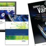 Vante - Website, Brochure & Print