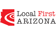 Local First Arizona logo