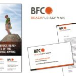 BeachFleischman - Collateral & Advertisment