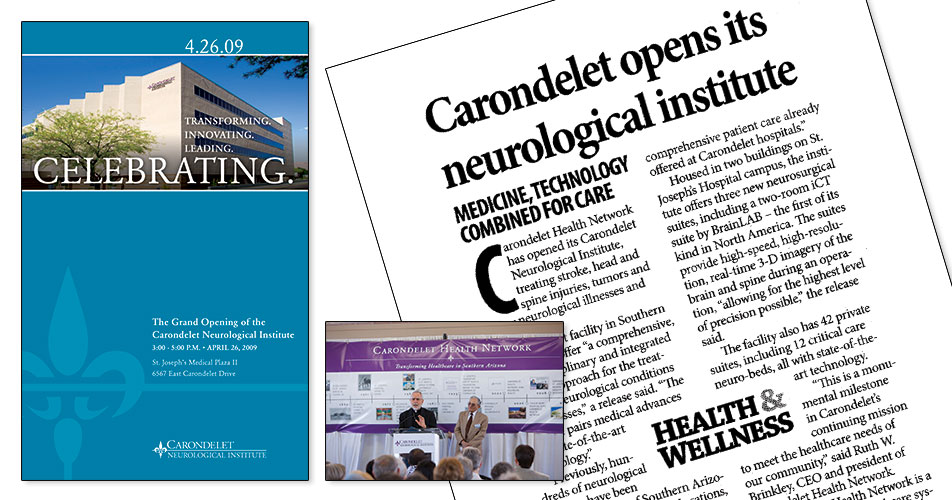 Carondelet Neurological Institute