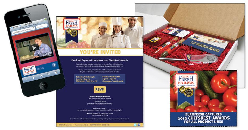 EuroFresh - ChefsBest Campaign