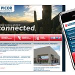 PICOR Commercial Real Estate - Website & Mobile Site