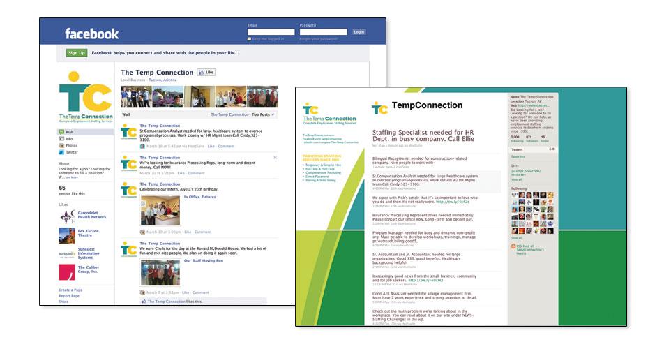 TempConnection - Social Media