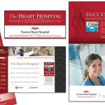 Tucson Heart Hospital - Website, Brochure, & Ads