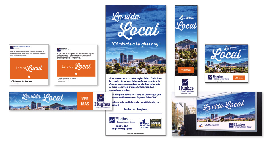 Hughes Federal Credit Union - La Vida Local